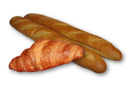 Stokbrood En Croissants